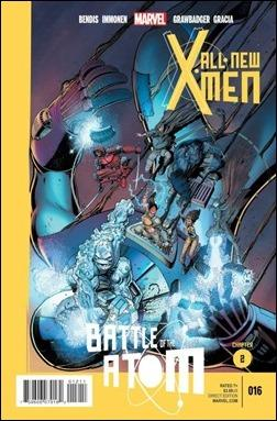 ALL-NEW X-MEN #16 Cover