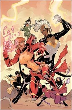 X-MEN #5 Cover Variant - Terry Dodson