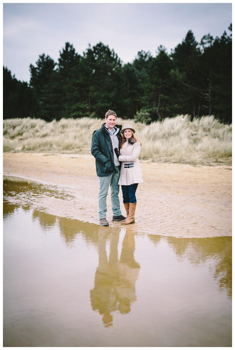 Engagement Photography | Holkham Beach | Jamie Groom Photography
