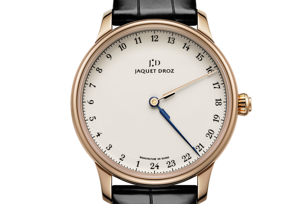 Jaquet Droz grand heure gmt