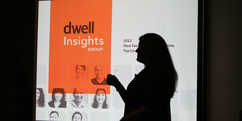 Dwell president Michela O'Connor Abrams