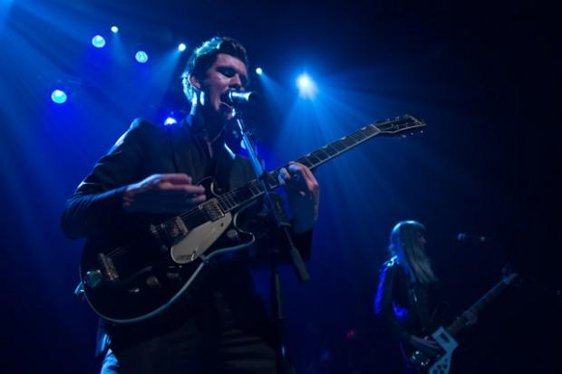 9DSC 0857 620x413 WILLY MOON AND LITTLE DAYLIGHT PLAYED GRAMERCY THEATRE [PHOTOS]
