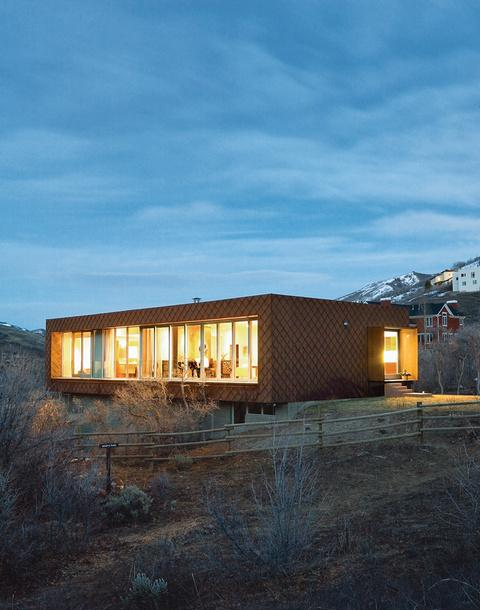 LEED Home in UTAH
