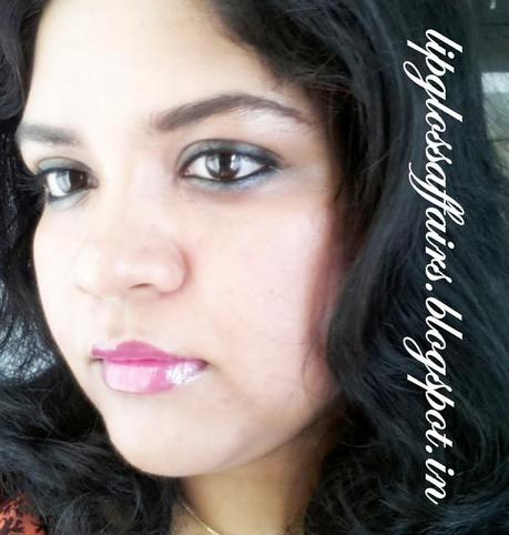 ♥ Maybelline High Shine Lipgloss in Raspberry Reflections ♥