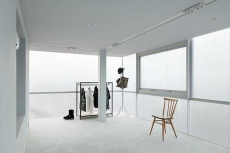House in Tousuienn by Suppose Design Office 18