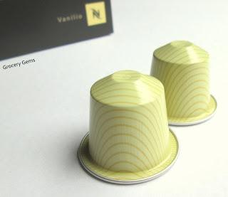 Nespresso Caramelito, Vanilio & Ciocattino Review - New Variations for 2013