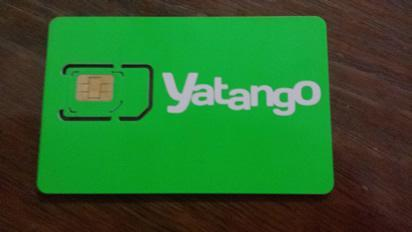 Yatango Mobile free trial sim card