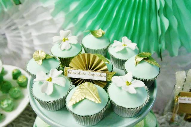 Mint and Gold Party by Sugar Coated Mama