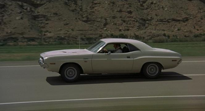 Vanishing Point made Dodge's new Challenger a star and a valued collectable car to this day.
