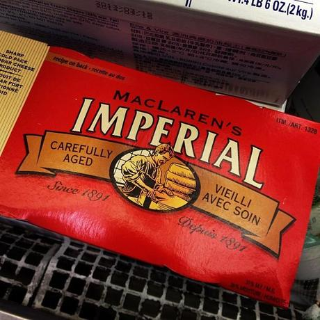 Maclaren Cheese spotted at S&R! #food