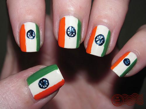 Happy Flag Day! Let's Celebrate With Nail Artistry
