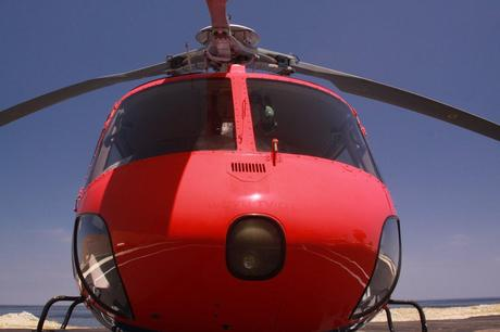 Island Express Helicopter