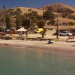 Two Harbors bay