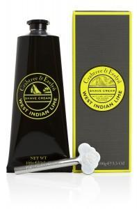 Crabtree and Evelyn: West Indian Lime Shave Cream