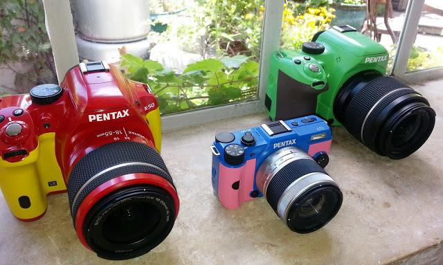 First Look | PENTAX Launches Color to Order Camera System