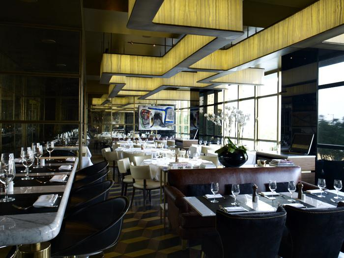 Time out london the world s best designed restaurants in
