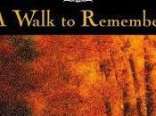 Walk Remember Nicholas Sparks