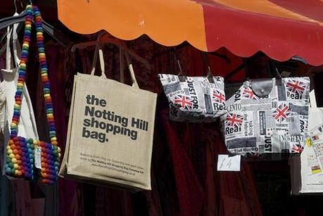 Notting Hill Bag Portobello Market