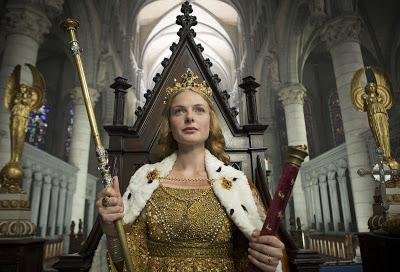 THE WAR OF THE ROSES IN A MAJOR BBC DRAMA SERIES: THE WHITE QUEEN