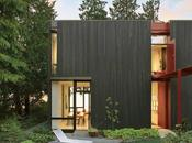 Modern Steel House Seattle