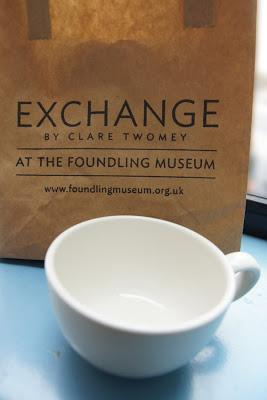Good deeds at the Foundling Museum