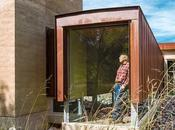 Sustainable Rammed Earth Home Mexico