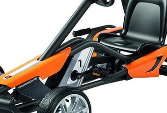 Porsche Now Making Go Karts For Kids Costs 900 Paperblog