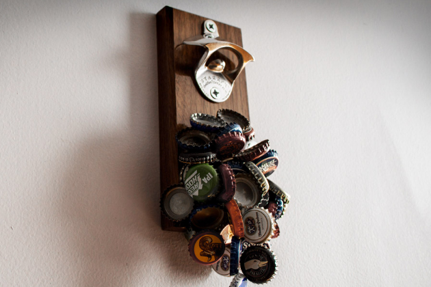 Dropcatch magnetic bottle opener paperblog - Bottle opener wall mount magnet ...