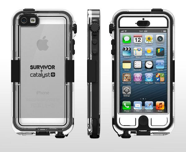 iPhone 5 Survivor Catalyst Waterproof Case from Griffin