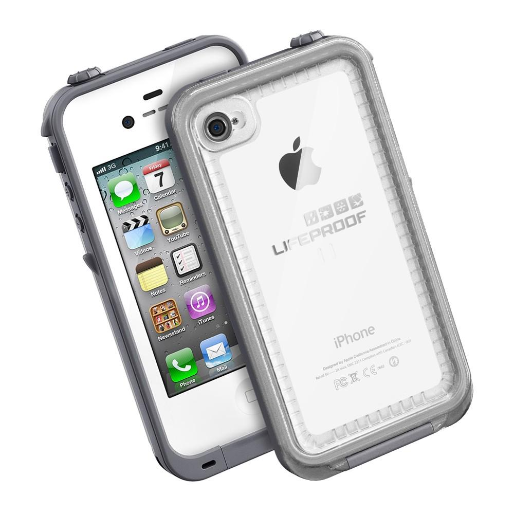 LifeProof waterproof case for iPhone 4