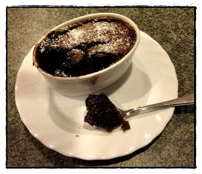 Recipe: Chocolate Self-Saucing Pudding