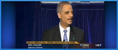 Eric Holder on Immigration Reform