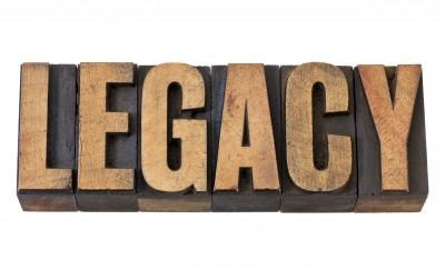 The New Meaning of Legacy