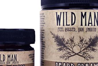 wild man beard conditioning cream paperblog. Black Bedroom Furniture Sets. Home Design Ideas