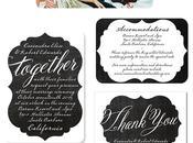 Belluccia Wedding Paper Divas Invite