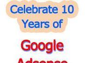 Google Adsense Years Celebration Today June 2013