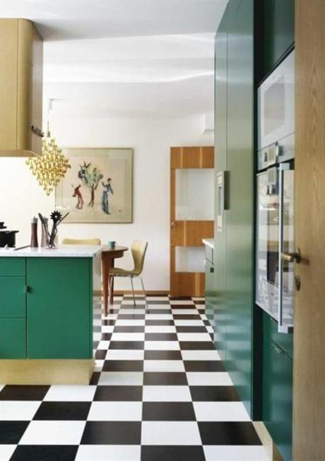 4 Kitchen Color Guest Blogger: Adding Color To Your Kitchen HomeSpirations