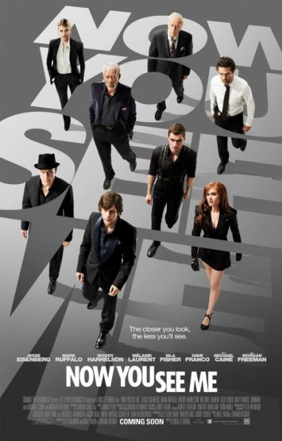 Now You See Me (2013) Review