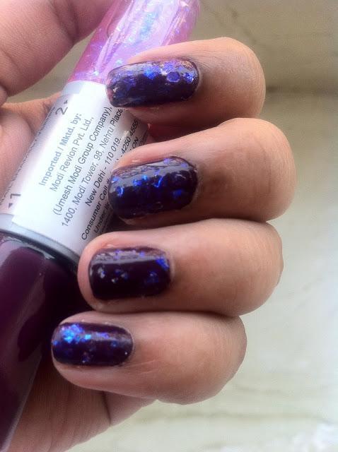 Revlon Nail Art Moon Candy Nail Enamel Eclipse Review Pics