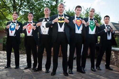Guy Wedding Style: Groomsmen Attire Fun for All!