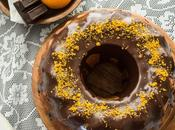 Chocolate Orange Swirl Bundt Cake #bundtamonth