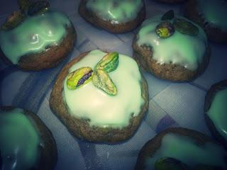 Fathers Day Cookies- Pistachio Passion