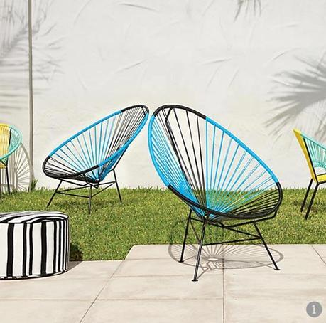 MY TOP 10: OUTDOOR CHAIRS