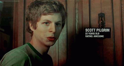 My Heroes: Scott Pilgrim (or whatever)