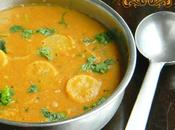 Arachuvitta Sambar South Indian Recipe