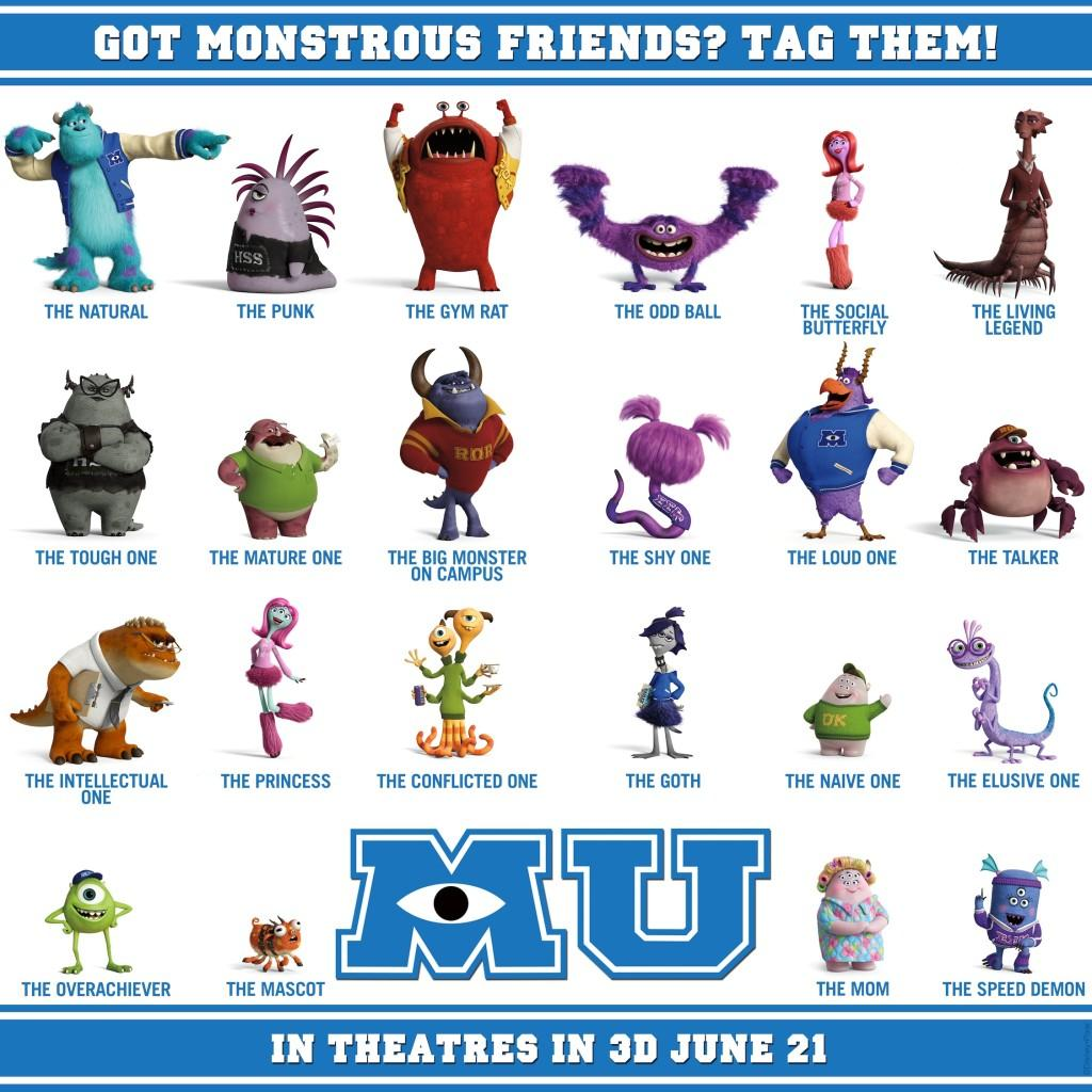 Monster University download