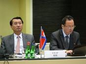 DPRK Minister Railways Attends OSJD Conference Estonia
