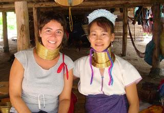 The Long Neck Tribe - Chiang Mai, Thailand