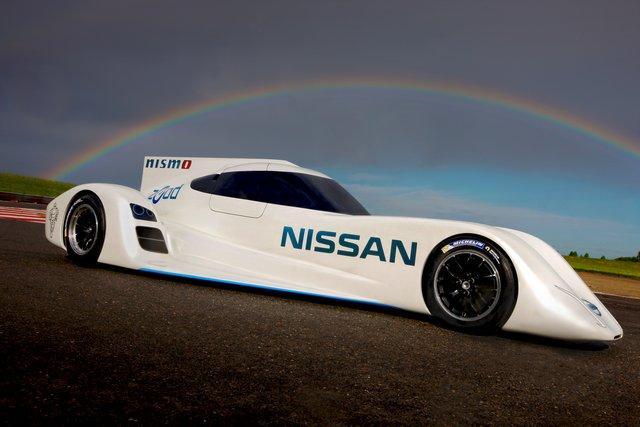 nissan zeod rc the world s fastest electric car to enter lemans 2014 paperblog. Black Bedroom Furniture Sets. Home Design Ideas