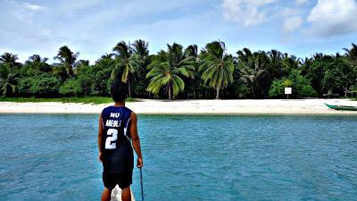 Wandering in Tikling Island, Sorsogon